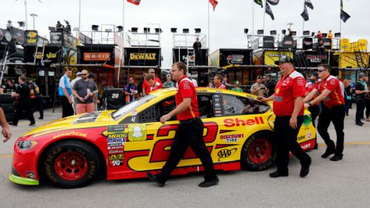 Comment of the Day: Piston Cup or NASCAR Championship Edition