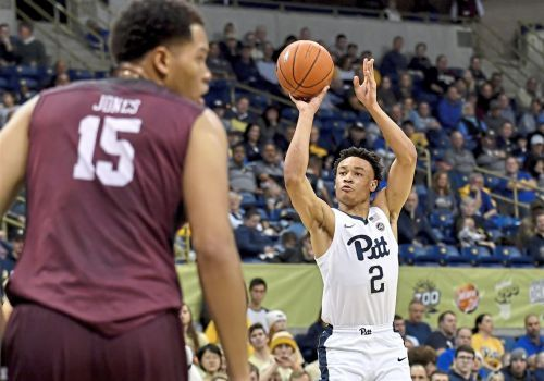 Pitt topples Maryland Eastern Shore in lopsided win