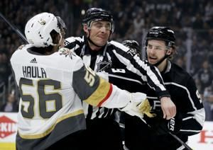 3 of a kind: Vegas tips Kings 3-2, closes in on series sweep