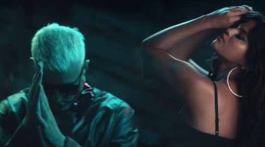 DJ Snake's Fiery Music Video For 'Taki Taki' Featuring Selena Gomez And Cardi B Premieres At The AMAs