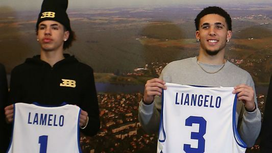 LiAngelo, LaMelo Ball shut out in Lithuanian pro debut