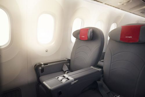Green Flying with Norwegian Air