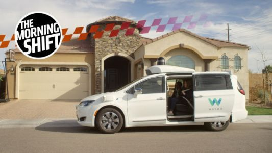 Thousands More Driverless Cars Are Coming To Waymo From Fiat Chrysler