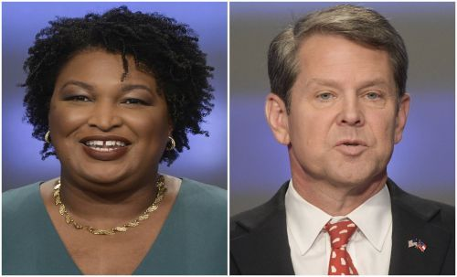Georgia governor candidate resigns current post - but election results undetermined