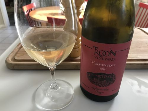Forget the American Pinot Grigio: please pass the Vermentino instead!