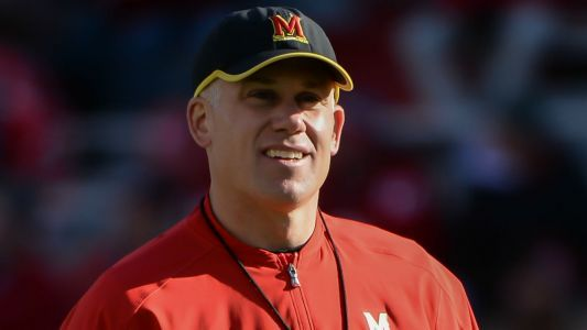 Fired Maryland coach DJ Durkin helping out at Alabama, report says