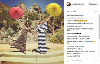 All of Samira Wiley and Lauren Morelli's Cutest Instagram Moments