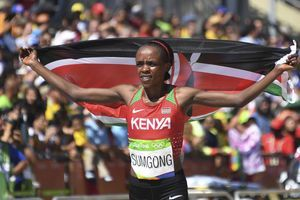 Olympic marathon champion Sumgong banned 4 years for EPO