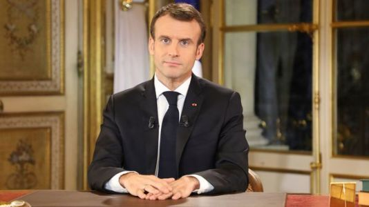Macron Promises Minimum Wage Hike And Tax Cuts To End 'Yellow Vest' Protests