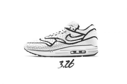 Nike Air Max 1 Gets Revamped by the Shoe Surgeon & Joshua Vides