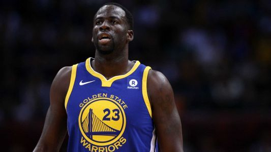 NBA playoffs 2018: Draymond Green says Warriors play 'best when we feel threatened'