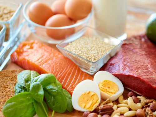 8 foods that have more protein than an egg