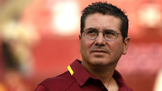 The pressure is on for Dan Snyder to change the name of the Washington Redskins
