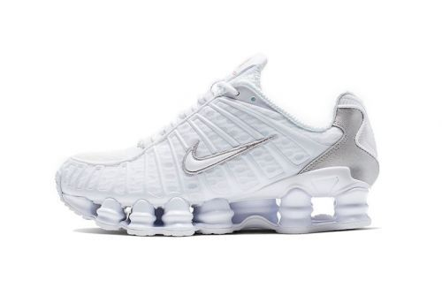 Nike Shox TL Early Spring Colorways to Include Clean White Edition