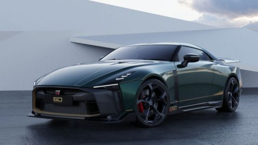 Nissan Still Hasn't Sold All 50 Of Its Radical GT-R50