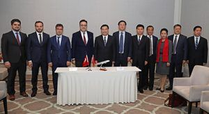 Turkish Airlines will start to fly to Xi'an of China
