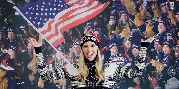 A lavish dinner, sports, and diplomacy: Inside Ivanka Trump's trip to the Winter Olympics