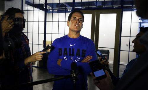 Dallas Mavericks​​ owner ​Mark Cuban responds following Sports Illustrated report of hostile workplace