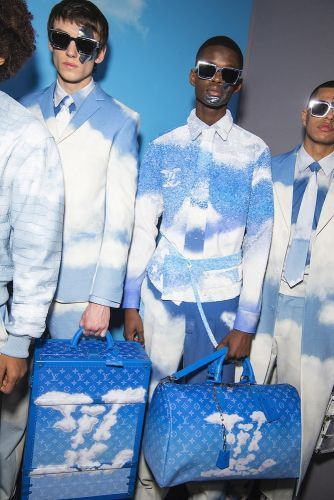 Louis Vuitton: Menswear AW20