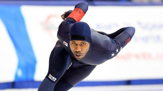 Speed Skater Shani Davis: Team USA Chose Olympics Flag-Bearer 'Dishonorably'