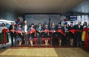 New direct route to Shanghai with China Eastern inaugurated at Stockholm Arlanda