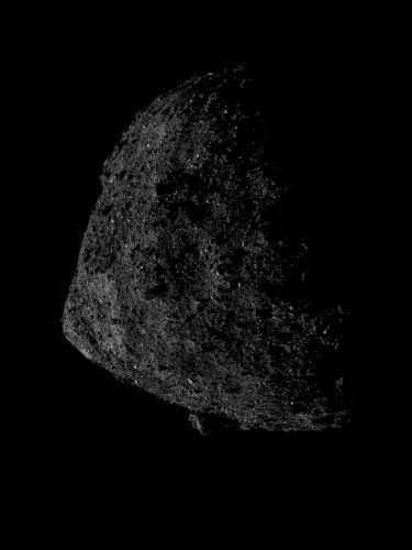 This Is NASA's Best View Yet of Asteroid Bennu