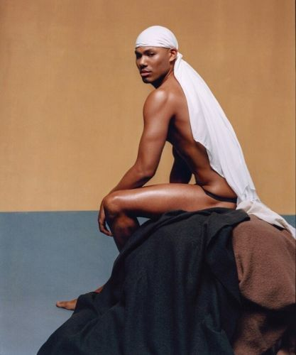 The black male body: poster boys for shifting ideals of beauty today
