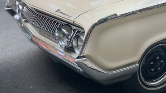 This 1964 Mercury Monterey Is Breezy In Downtown Brooklyn