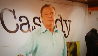 David Cassidy Hospitalized, 'Surrounded By Family'