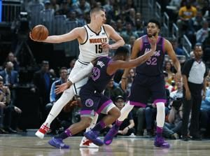 Murray leads charge as Nuggets beat Timberwolves 133-107