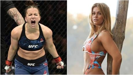 'I'm giving you a call, you gonna answer or not?' Maycee Barber wants Paige VanZant after UFC Boston success