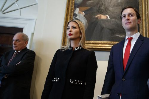 What does it take to become Trump's chief of staff? Jared and Ivanka's approval