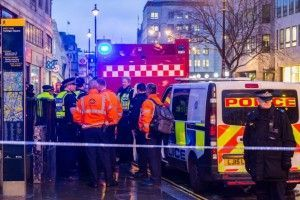 Huge Gas leakage in hotel area of Central London causes 1500 evacuation