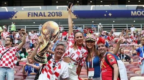 Russia 2018 World Cup provided $14.5bn boost to economy - organizers