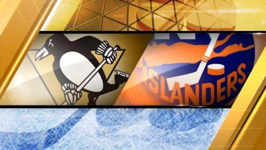 Hunwick leads Penguins to overtime win against Islanders