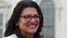 Rashida Tlaib Only Sorry That Calling Trump A 'Motherf**ker' Has Been A 'Distraction'