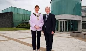 Tourism Ireland CEO attended a meeting with Causeway Coast & Glens Borough Council