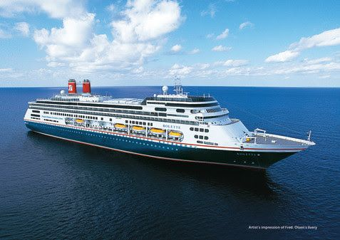 Explore Latin America with the Chilean Fjords in immersive 79-night sailing with Fred. Olsen Cruise Lines