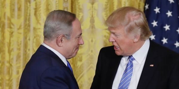 Trump needs a strategy for the looming clash between Israel and Iran