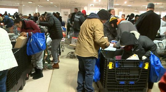 It's $5 celebrates it's grand opening in Council Bluffs