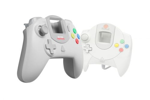 After 18 Years, the SEGA Dreamcast Controller Is Still Being Improved
