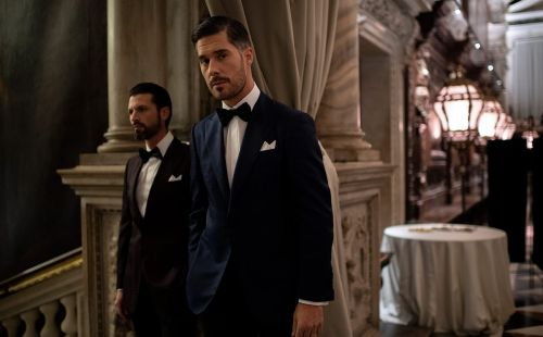 Stefano Ricci menswear AW20/21 presented in midst of Venice floods