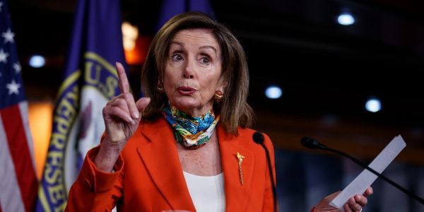 Pelosi says Trump's new executive orders on coronavirus relief are 'unconstitutional slop'
