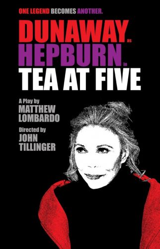 Faye Dunaway illuminates life of Katharine Hepburn on stage