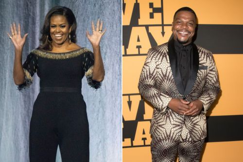Michelle Obama initially didn't like Kehinde Wiley's Barack Obama portrait