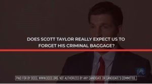 DCCC Launches New Video Reminding Voters of Ongoing Investigations Into Scott Taylor's Petition-Gate