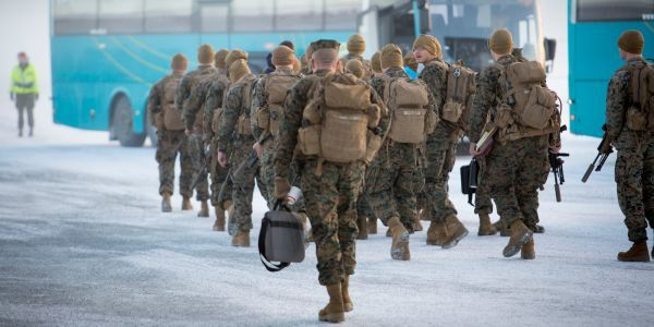 Norway wants more US Marines and to station them closer to Russia, and Moscow is vowing to retaliate