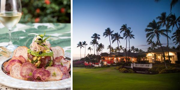 Who's the Pied Piper of Hawaii Cuisine? You'll Unearth That and More at Wailea's Restaurants