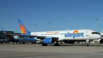 'Noxious smell' compels Allegiant Airlines to make emergency landing at Asheville