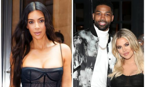 Watch Kim Kardashian Come Face To Face With Tristan Thompson For The First Time Following His Cheating Scandal